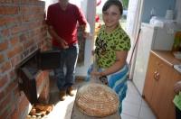 Jak dawniej pieczono chleb?