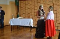 Teatrzyk w wykonaniu uczniów kl. V