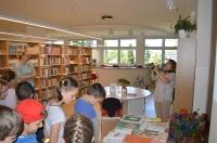 Z wizytą w bibliotece w Radziejowie